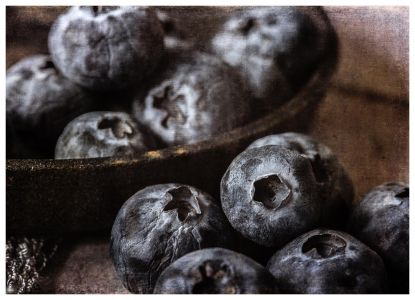Old Blueberries